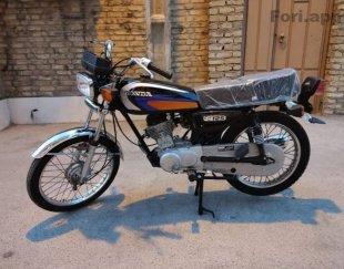موتور ۱۲۵ مدل ۹۱ کارت سوخت با بیمه
