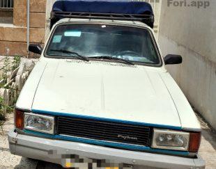 پیکان وانت بنزینی مدل ۹۳