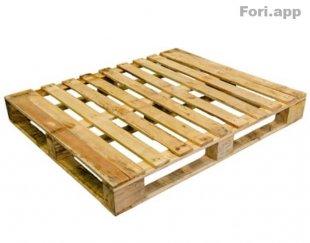 پالت  چوبی جهت انبار داری محصولات کشاورزی