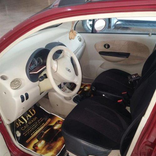 ماشین ام وی ام ۱۱۰ چهار سیلندر دنده ای – مدل ۹۱