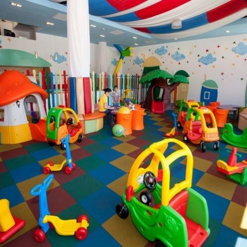 وسایل خانه بازی تجهیرات مهد کودک خانه مشاغل
