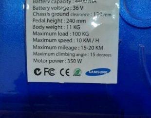اسکوتر برقی ۶.۵ اینچ
