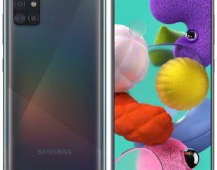 فروش یک عدد تلفن همراه سامسونگ a51