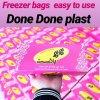 کیسه فریزر جعبه ای آسان مصرف دونه دونه پلاست
