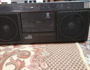 رادیو  ظبط