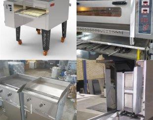 تولیدی و فروشگاه تجهیزات آشپزخانه های صنعتی