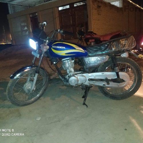 موتور تمیز هوندا ۱۲۵