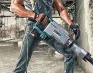 تخریبکار حرفهای تخریب ساختمان و خانههای کلنگی