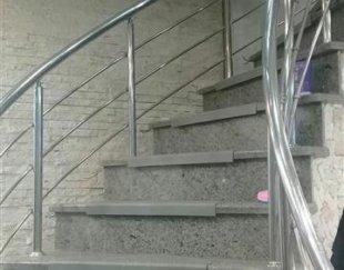 پله گرد بتنی