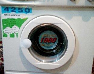 ماشین لباسشویی تمام اتوماتیک پارس