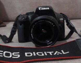 دوربین عکاسی حرفه ای cannon E0s kiss x4 با لنز ۱۸*۵۵