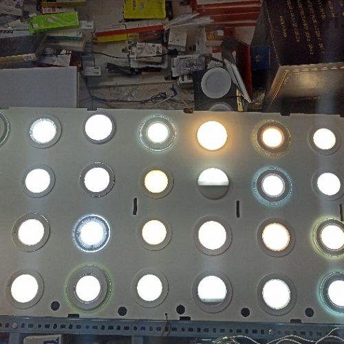 لامپ هالوژن  خانه و مغازه