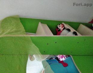 تخت خواب کودک دوطبقه