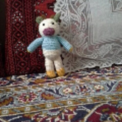 بافت عروسک