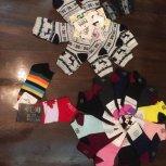 انواع جوراب فانتزی نخ پنبه با کیفیت، نیم ساق  ۲۵ تومان  مچی ساده_ تک رنگ  موجود در ۷ رنگ  کیفیت عالی