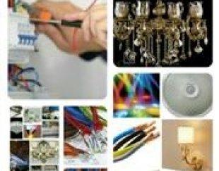 برقکار/ تمام مناطق /برقکاری جزئی-کلی / مناسبترین قیمت