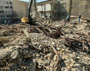 تخریب ساختمان با بیمه مسئولیت