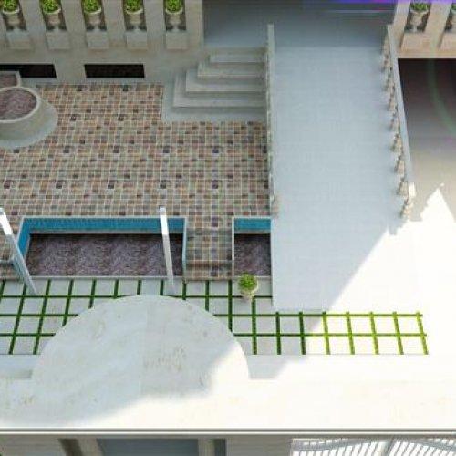 فروش آپارتمان در حال ساخت – خیابان جهانگیری اهواز