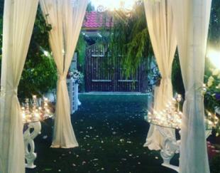 باغ تالار تشریفات مجالس عروسی نامزدی تولد