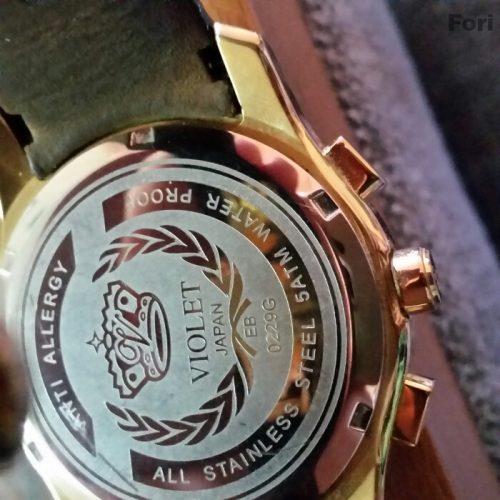 ساعت ویولت مردانه