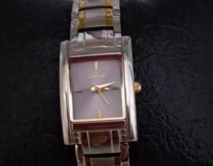 فروش ساعت رومانسون اصل زنانه .نونو.استفاده نشده.کادوبوده.۷۰۰تومن.بیرون یک وسیصدتومنه.