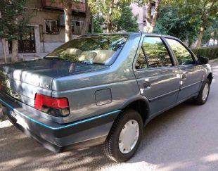 پژو ۴۰۵ مدل ۹۸