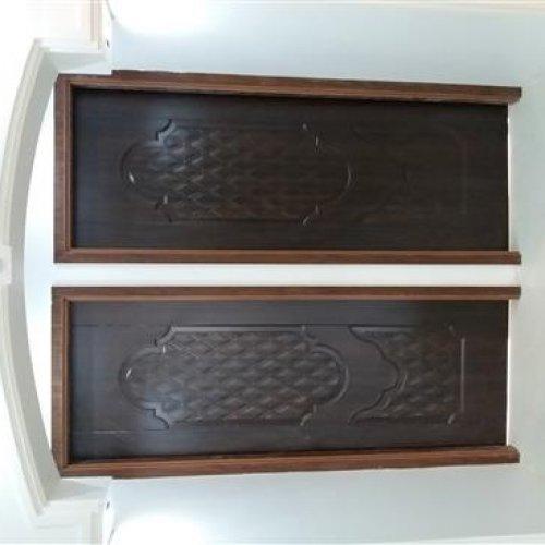 فروش و نصب درب چوبی
