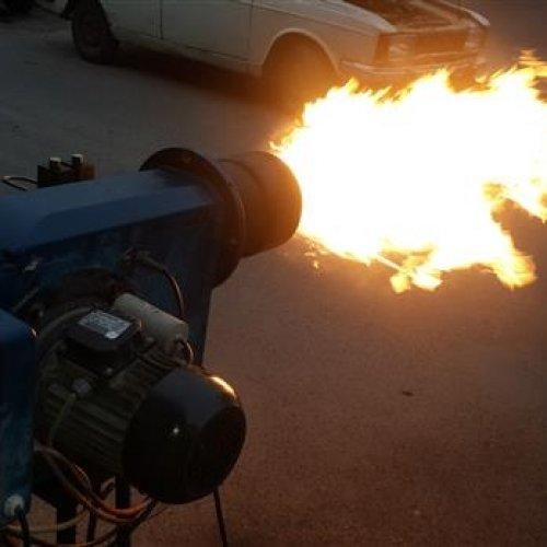 دیگ بخار و مشعل های صنعتی