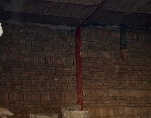 خانه نیمه ساخته در قراملک