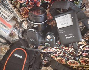 دوربینcanon sx50hs _FULL HD