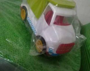 فروش کلی اسباب بازی  (کامیون)
