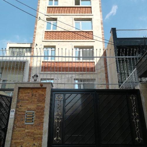 فروش آپارتمان ۴ طبقه تک واحدی