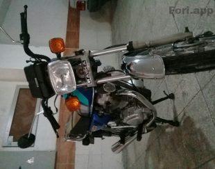 موتور ۱۲۵ رایکا