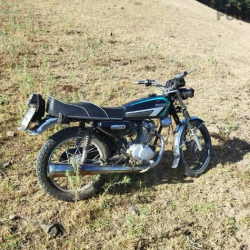 موتور سیکلت ناجی