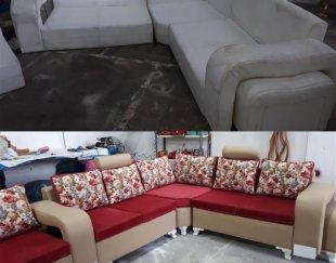 تعمیرات مبل کاناپه تولیدی مبل