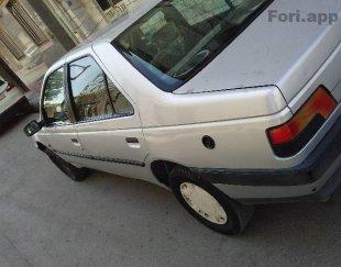 پژو ۴۰۵ مدل ۸۶