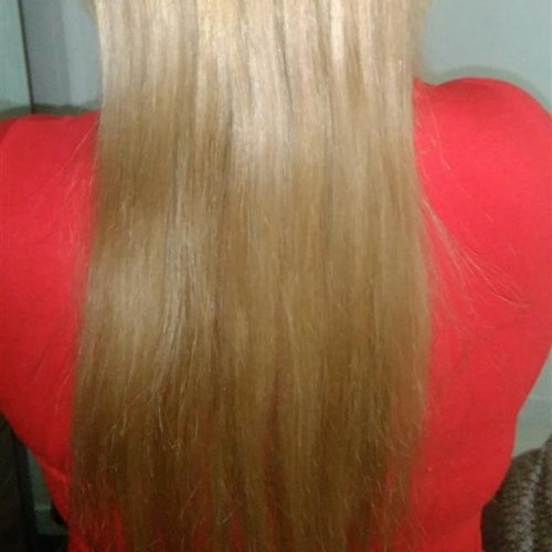 موی طبیعی سالم و بدون موخوره
