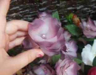 انواع گل های مصنوعی