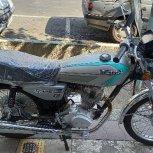 موتور هندا ۱۲۵