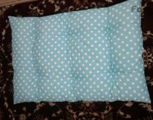 رخت خواب برای بچه  نو تازه دوخته شده