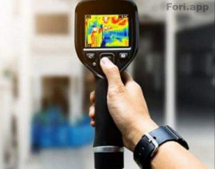 تشخیص ترکیدگی لوله با دستگاه تصویری و صوتی