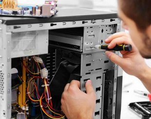 نصب ویندوز و کلیه تعمیرات کامپیوتر و لب تاب