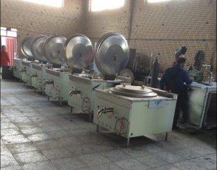 تولید دیگ چلو پز و خورشت پز صنعتی تیلان