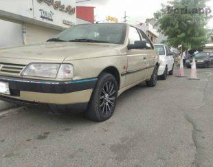 پژو ۴۰۵ بژ GLX