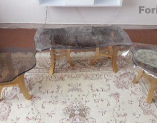 میز و عسلی های مبلمان طرح کلاسیک