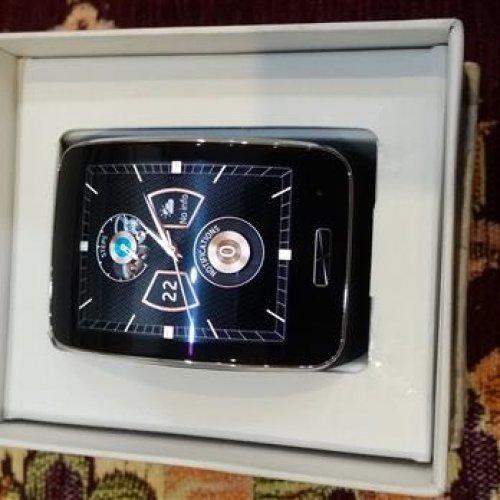 ساعت هوشمند سامسونگ gear s فوق العاده تمیز