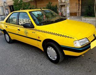 پژو تاکسی ۴۰۵ GLX
