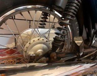 معاوضه موتور ۱۲۵ با ۲۰۰ سی سی