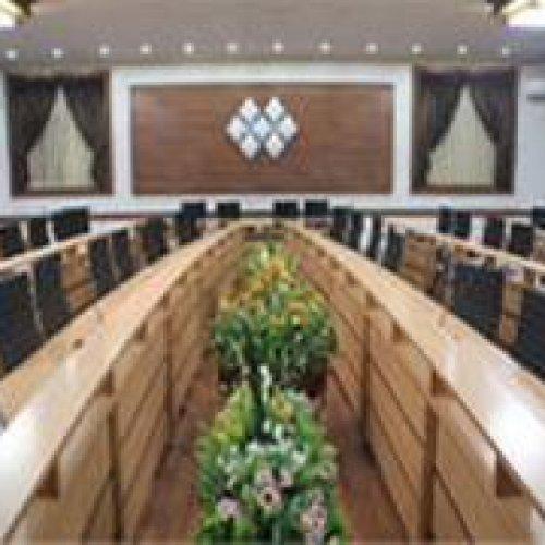 سیستم کنفرانس | تجهیز سالن کنفرانس | اتاق کنفرانس