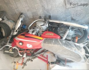 موتور ۸۶ تمیزو سالم